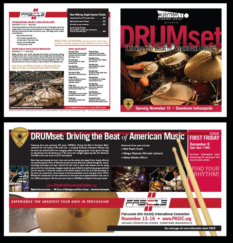 Percussive Arts Society / Rhythm! Discovery Center