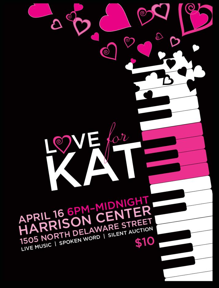 Poster for Fundraiser