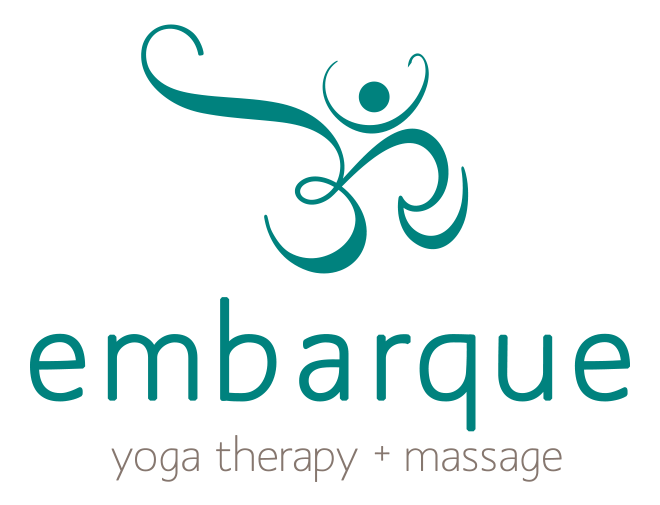 embarque yoga therapy + massage