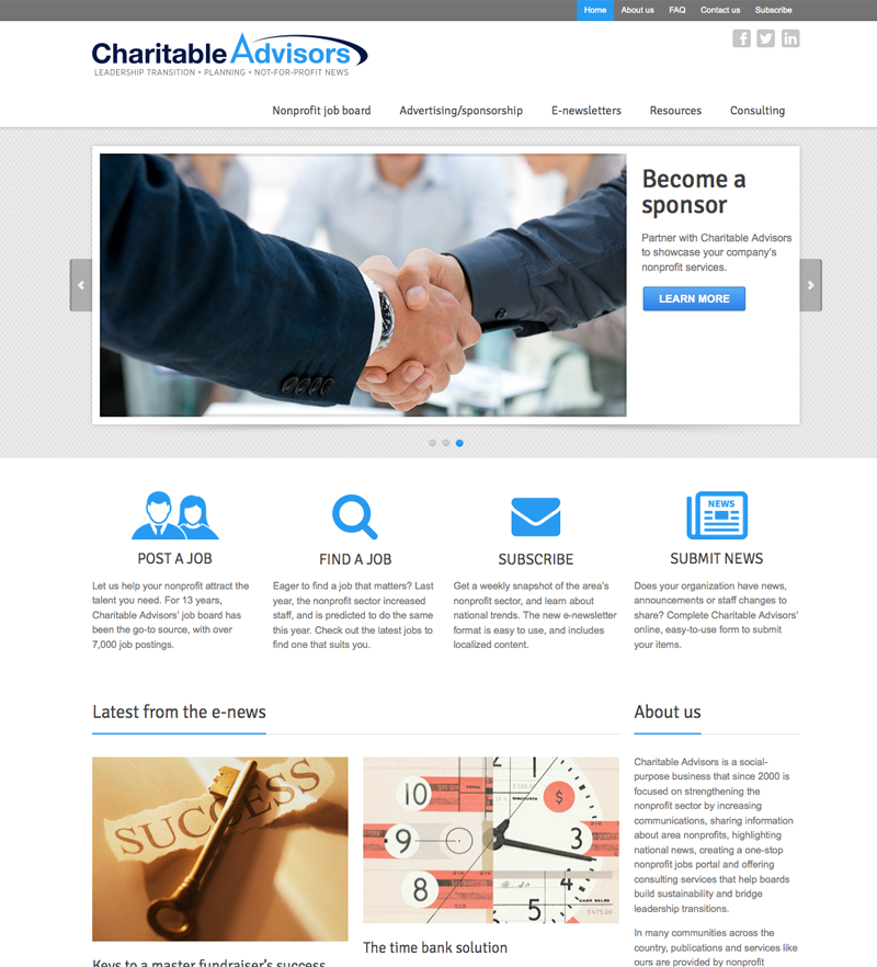 Charitable Advisors